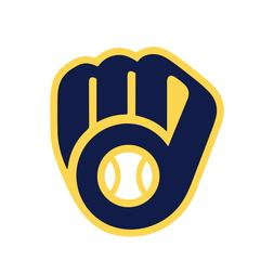 Milwaukee Brewers 2 Pack Die Cut Decal Sticker - You Choose
