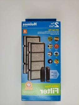 New Holmes Replacement Modular HEPA A Filter for Air Purifie