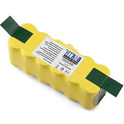 BAKTH 4500mAh 14.4V Ni-MH APS Replacement Battery for iRobot