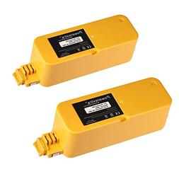 Powerextra 2-pack 14.4v 3500mAh Ni-MH Extended Battery for i