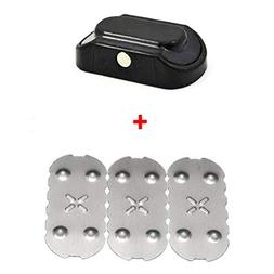 1 PC Oven Lid Cover + 3 PC Screen Replacement Parts Accessor