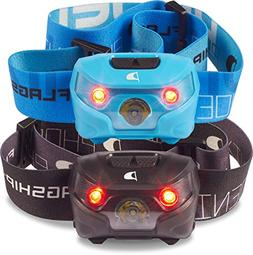 Flagship-X 2-Pack Phoenix Rechargeable IPX4 Waterproof LED C
