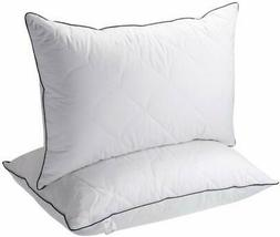 Sable Pillows for Sleeping, Registered with FDA Goose Down A