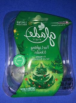 Glade Plug Ins Tree Lighting Wonder Limited Edition 1 Pack o