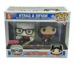 Funko Pop Movies 2 Pack Wayne's World Hockey Wayne and Garth