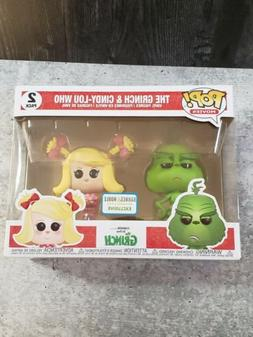 "FUNKO POP! Movies ""The Grinch & Cindy-Lou Who"" Barnes & Nobl"