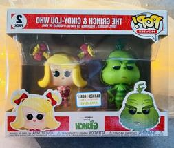 Funko Pop! Movies The Grinch & Cindy-Lou Who 2-Pack Barnes &