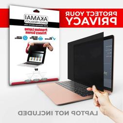 Akamai Office Products Privacy Screen Filter Laptops Anti Gl