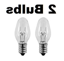 Replacement Bulbs for Sticky Dome Flea Trap 2 PACK
