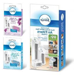 Febreze Replacement Filter HEPA Air Purifier  & 2 packs of s