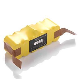 Powerextra Roomba 3000mAh Rechargeable Replacement APS Batte