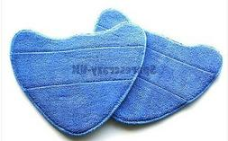 Steam Cleaner Mops Pack of 2 To fit Vax S86-CCM-3 Microfibre