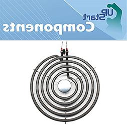 Surface Burner 8 inch 5 Turns Element Replacement for Jenn-A