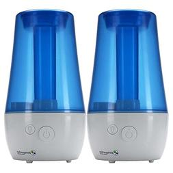 PureGuardian? 70-Hour Ultrasonic Cool Mist Humidifier 2-Pack
