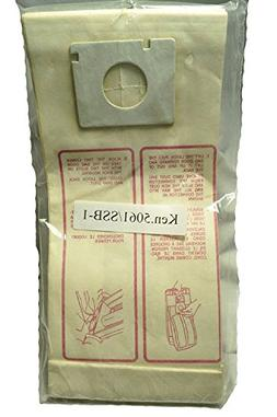 Kenmore Upright Disposable Vacuum Cleaner Bags, Fits: Model