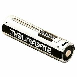Streamlight USB Rechargeable 18650 Battery - 2 Pack #22102