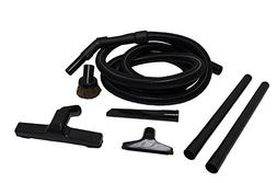 Vacuum Cleaner Attachment Kit with 12 Foot Hose With All The