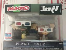 FUNKO VYNL GIZMO + GREMLIN  NYCC FALL CONVENTION 2018 EXCLUS