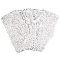 Flammi 4 Pack Replacement Washable Cleaning Pads Fits Shark