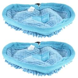 First4Spares Washable Re-Useable Floor Cloth Pads For Steamw
