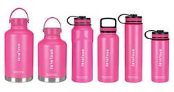 SUCFORST Water Bottle +2 Extra Accessories- Vacuum Insulated