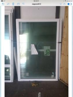 White  Vinyl Replacement Windows, Low E and Argon