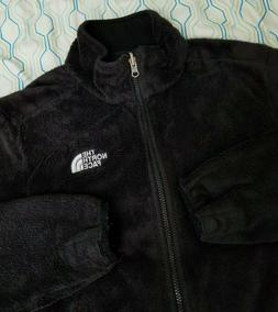 Women's The North Face Osito 2 Full Zip Fleece Jacket Black