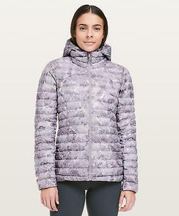 Lululemon Women's Pack It Down Again Jacket Coat ELPM Elevat