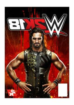 WWE 2K18 2018 18 USED SEALED  PS4
