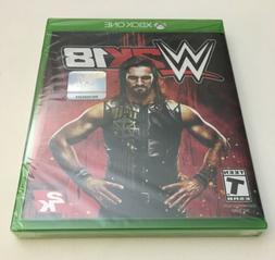 WWE 2K18  BRAND NEW/ Region Free