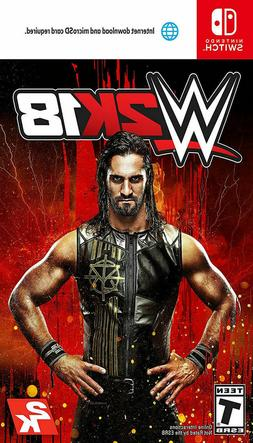 WWE 2K18 Switch
