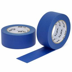 2 Pack 2in x 60y STIKK Blue Painters Masking Finishing Tape