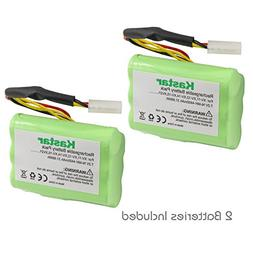 Kastar XV11 Battery , Ni-MH 7.2V 4400mAh, Replacement for Ne